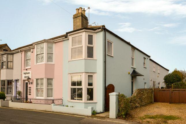 Thumbnail End terrace house for sale in Felpham Road, Felpham