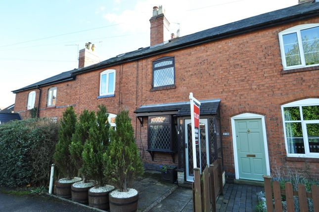 Thumbnail Terraced house to rent in Linthurst Newtown, Blackwell, Bromsgrove