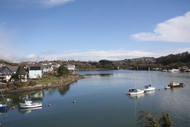 Thumbnail Town house for sale in Barton Road, Hooe, Plymouth