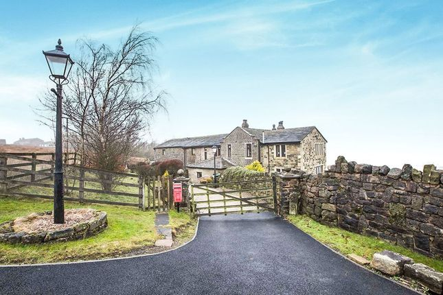 Thumbnail Semi-detached house for sale in Flower Scarr Road, Todmorden