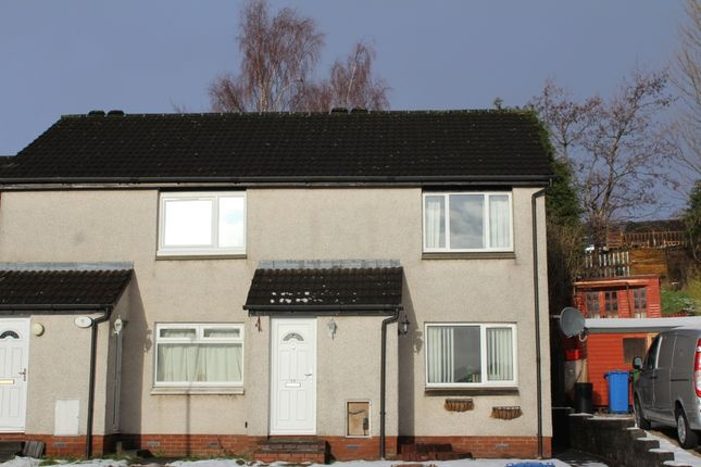 Thumbnail Flat to rent in Nevis Crescent, Alloa