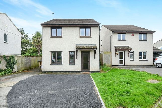 Thumbnail Detached house for sale in Harveys Close, Chudleigh Knighton, Chudleigh, Newton Abbot