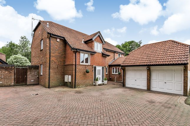 Detached house for sale in The Meads, Chandler's Ford, Hampshire