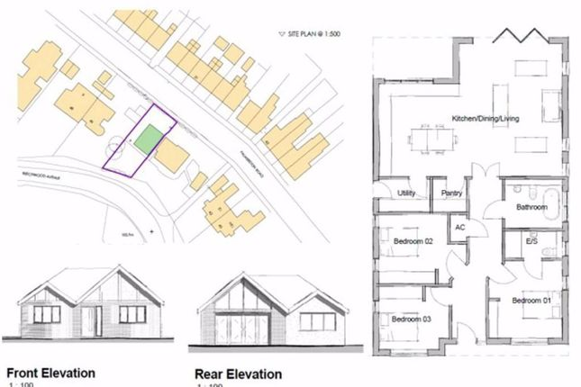 Thumbnail Land for sale in Beechwood Avenue, Earlsdon, Coventry