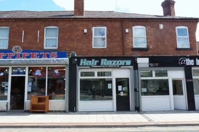 Thumbnail Commercial property for sale in New Chester Road, Wirral