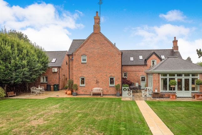 Thumbnail Detached house for sale in Fir Tree Drive, Barrow-On-Trent, Derby