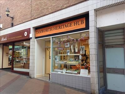 Thumbnail Retail premises to let in Unit 6, Middle Entry Shopping Centre, Tamworth