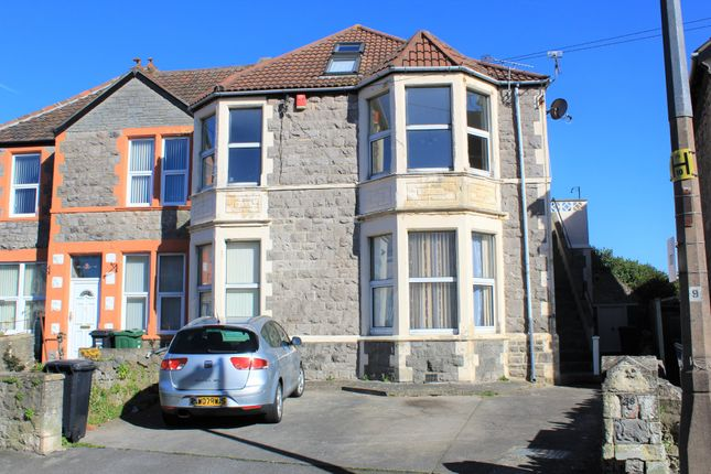 Thumbnail Flat for sale in Swiss Road, Weston-Super-Mare, North Somerset