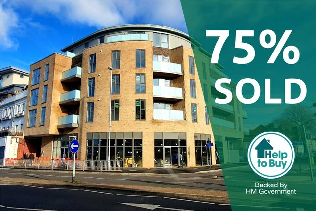 Thumbnail Flat for sale in Apartment 7, 1 Lennox Road, Worthing, West Sussex