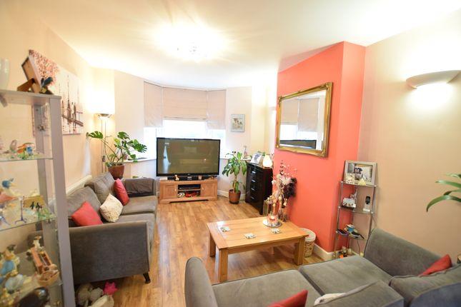 Living Area of Seaside, Eastbourne BN22