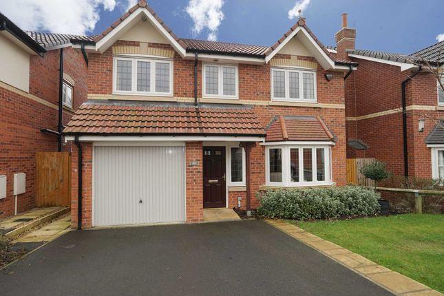 Thumbnail Detached house for sale in Napier Drive, Horwich, Bolton