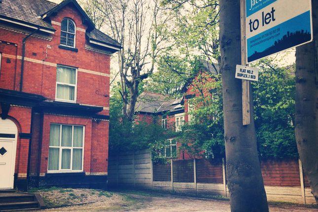 Thumbnail Flat to rent in Bennett Road, Crumpsall