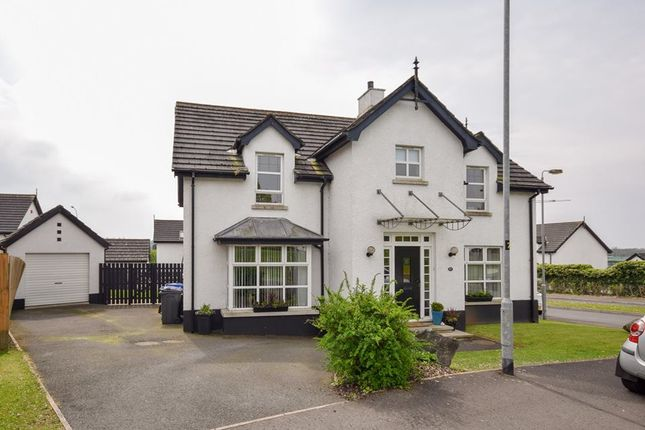 Thumbnail Detached house to rent in 85 Greenvale Road, Antrim