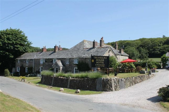 Thumbnail Hotel/guest house for sale in Washaway, Bodmin
