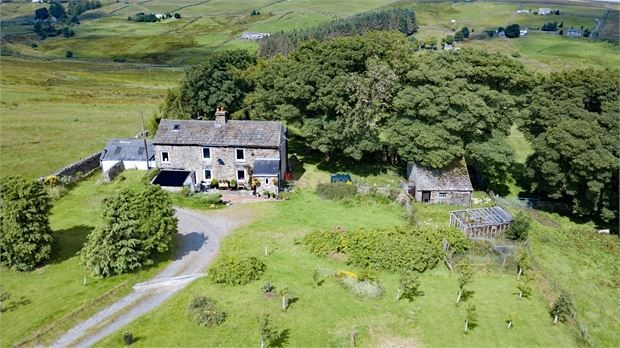 Thumbnail Farmhouse for sale in White Ridge, Sparty Lea, Allendale