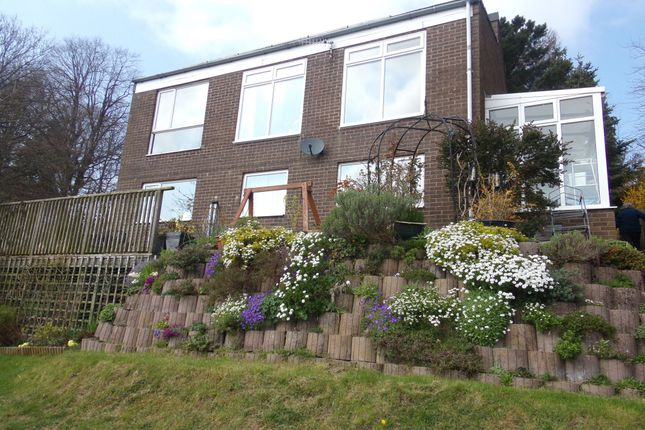 Thumbnail Detached house for sale in Simonside View, Rothbury, Morpeth