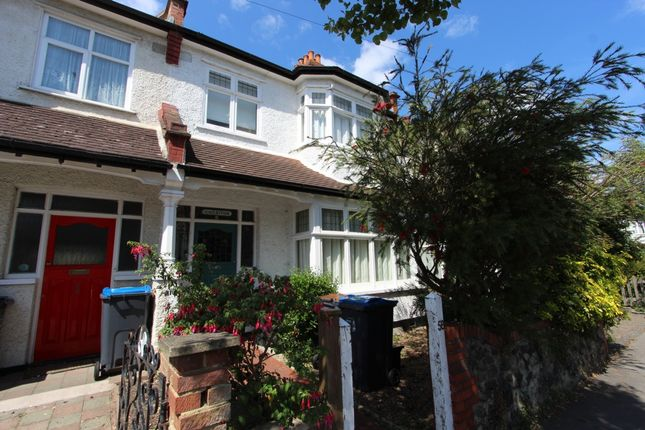 Thumbnail Terraced house for sale in Sherwood Road, Addiscombe
