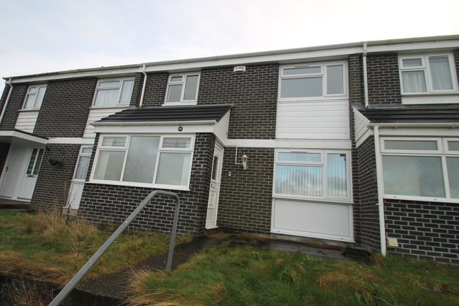 Thumbnail Terraced house to rent in Shakespeare Road, Plymouth