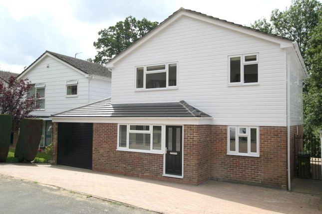Thumbnail Detached house to rent in Hartlebury Way, Charlton Kings, Cheltenham