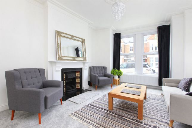 4 bed terraced house for sale in Dagnan Road, Clapham South, London SW12