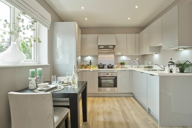 Thumbnail Flat for sale in Old Minley Road, Hawley, Blackwater