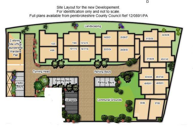 Thumbnail Land for sale in Development Land @, Portfield, Haverfordwest, Pembrokeshire