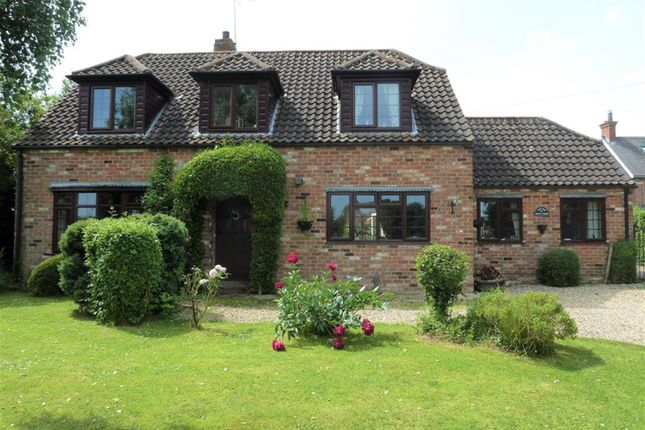 Thumbnail Detached house for sale in Old Brick Lodge Hagnaby Road, Old Bolingbroke, Spilsby