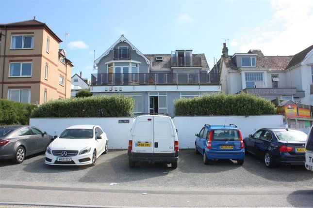 Thumbnail Flat to rent in Esplanade Road, Newquay
