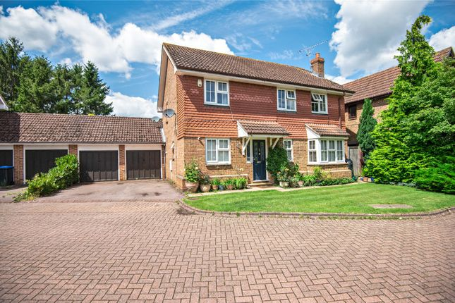 Thumbnail Detached house for sale in Ottershaw, Chertsey