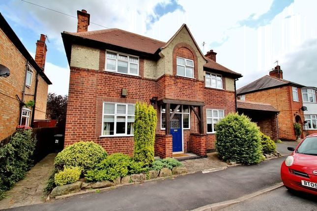 Thumbnail Property for sale in Wellington Street, Syston, Leicestershire