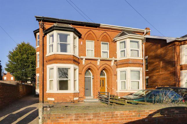 Thumbnail Semi-detached house for sale in Highbury Road, Bulwell, Nottinghamshire
