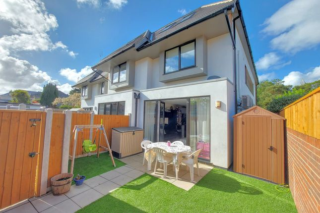Thumbnail Terraced house for sale in Victoria Park Road, Bournemouth, 2