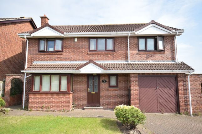 Thumbnail Detached house for sale in Went Dale Road, Pontefract