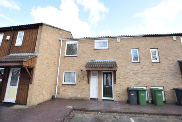 Thumbnail Terraced house to rent in Pennington, Peterborough