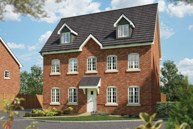 "Thumbnail Detached house for sale in ""The Stratford"" at Hambleton Way, Winnersh, Wokingham"