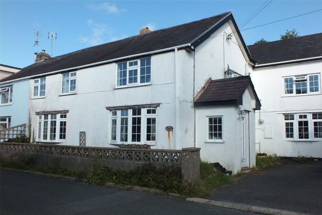 3 bed semi-detached house for sale in Alma Cottages, Station Road, Kilgetty SA68
