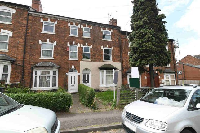 Thumbnail Terraced house for sale in Fentham Road, Birmingham