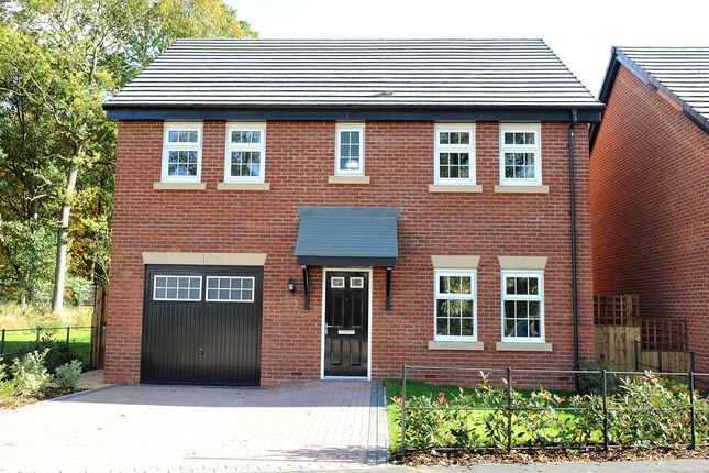 "Thumbnail Detached house for sale in ""The Lewis "" at D'urton Lane, Broughton, Preston"