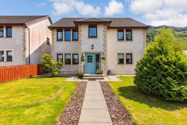 4 bed detached house for sale in Main Street, Lochgoilhead, Argyll And Bute, Scotland PA24
