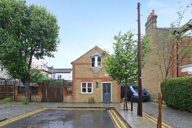 Thumbnail Detached house for sale in Hotham Road, London