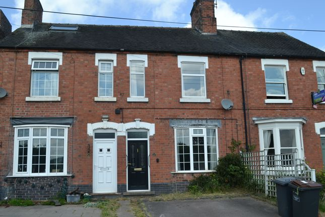 Thumbnail Terraced house for sale in Bar Hill, Madeley, Crewe