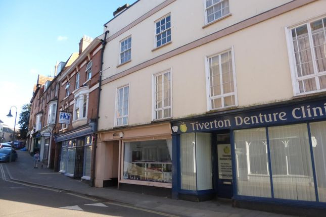 Thumbnail Flat to rent in Angel Hill, Tiverton