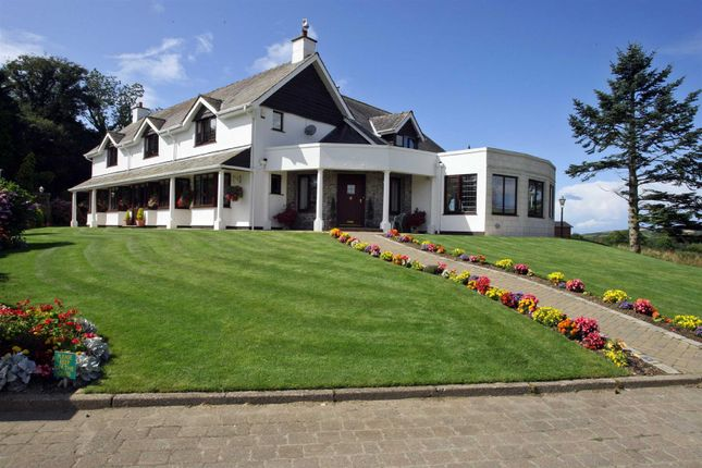 Thumbnail Country house for sale in Kennaa Road, St. Johns, Isle Of Man