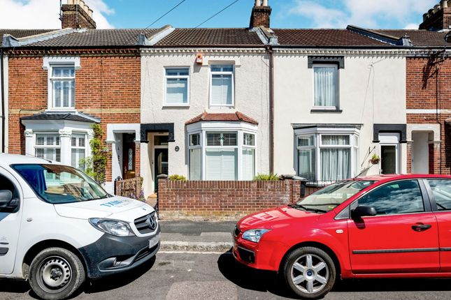 Thumbnail Terraced house for sale in Shaftesbury Road, Gosport