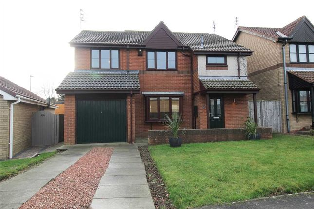 Thumbnail Detached house for sale in Pendleton Drive, Northburn Chase, Cramlington