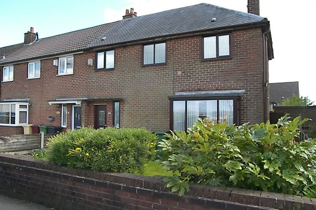 Thumbnail Town house for sale in Plodder Lane, Farnworth