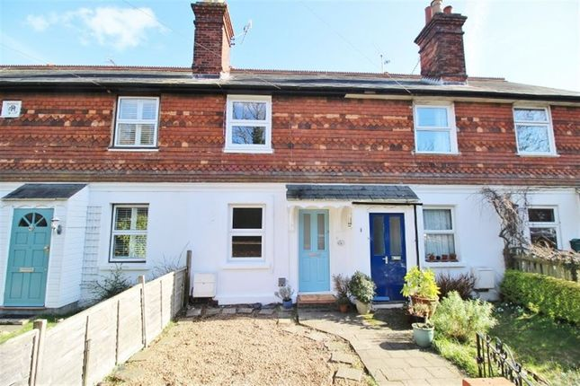 Thumbnail Terraced house to rent in London Road, Dunton Green, Sevenoaks