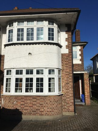 Thumbnail Semi-detached house to rent in Leigham Drive, Osterley