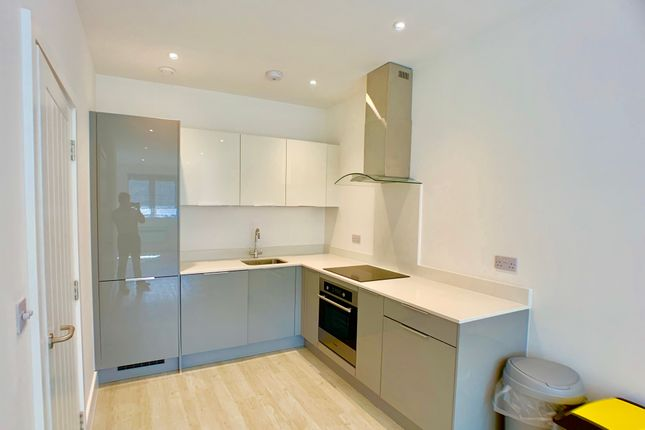 Thumbnail Flat to rent in Meridian House, Bedford