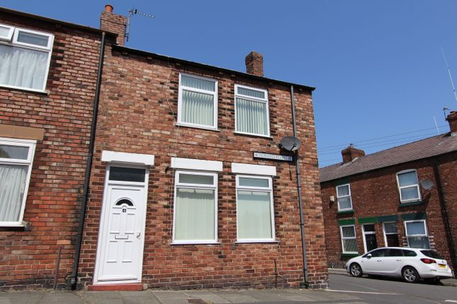 Thumbnail End terrace house to rent in Howard Street, St. Helens